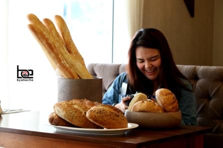 Breads and Pastries of Velvet Ganache in SM Telabastagan