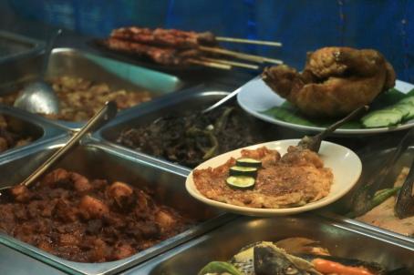 Rambulls Restaurant in Tanay, Rizal, Philippines